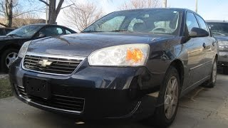 2007 Chevy Malibu Walkaround and Tour