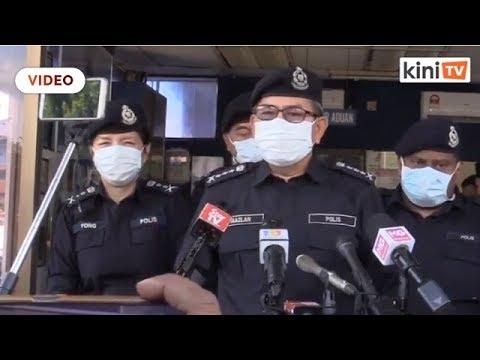 Video penuh: Sidang media oleh Ketua Polis Kuala Lumpur mengenai Covid-19