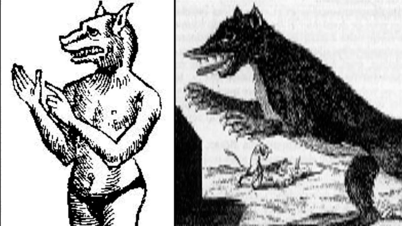 Was This Old Man a Werewolf?