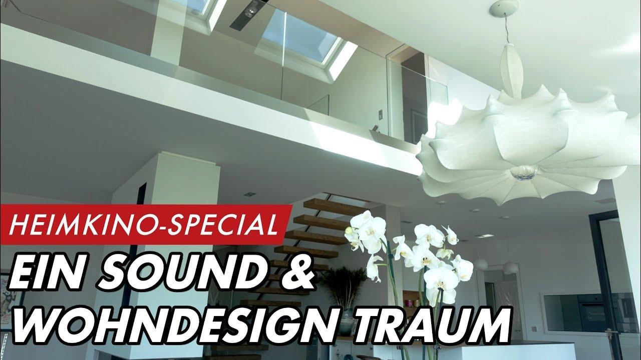 versteckte kabel und unsichtbare lautsprecher ein traum. Black Bedroom Furniture Sets. Home Design Ideas