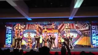 Spirit Sports - The California All Stars Coed 5
