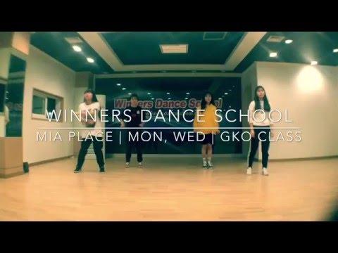 It's Tricky / Run D.M.C. / G-KO Choreography / WINNERS DANCE SCHOOL