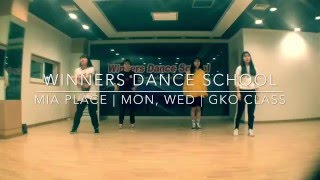 It's Tricky / Run D.M.C. / G-KO Choreography / WINNERS DANCE SCHOOL