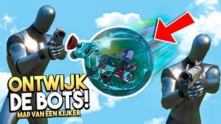 DODGE THE BOTS DEATHRUN! -Fortnite Karte eines Betrachters #43