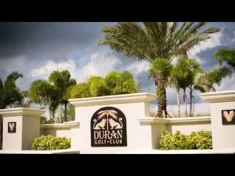 DURAN GOLF CLUB, VIERA FLORIDA