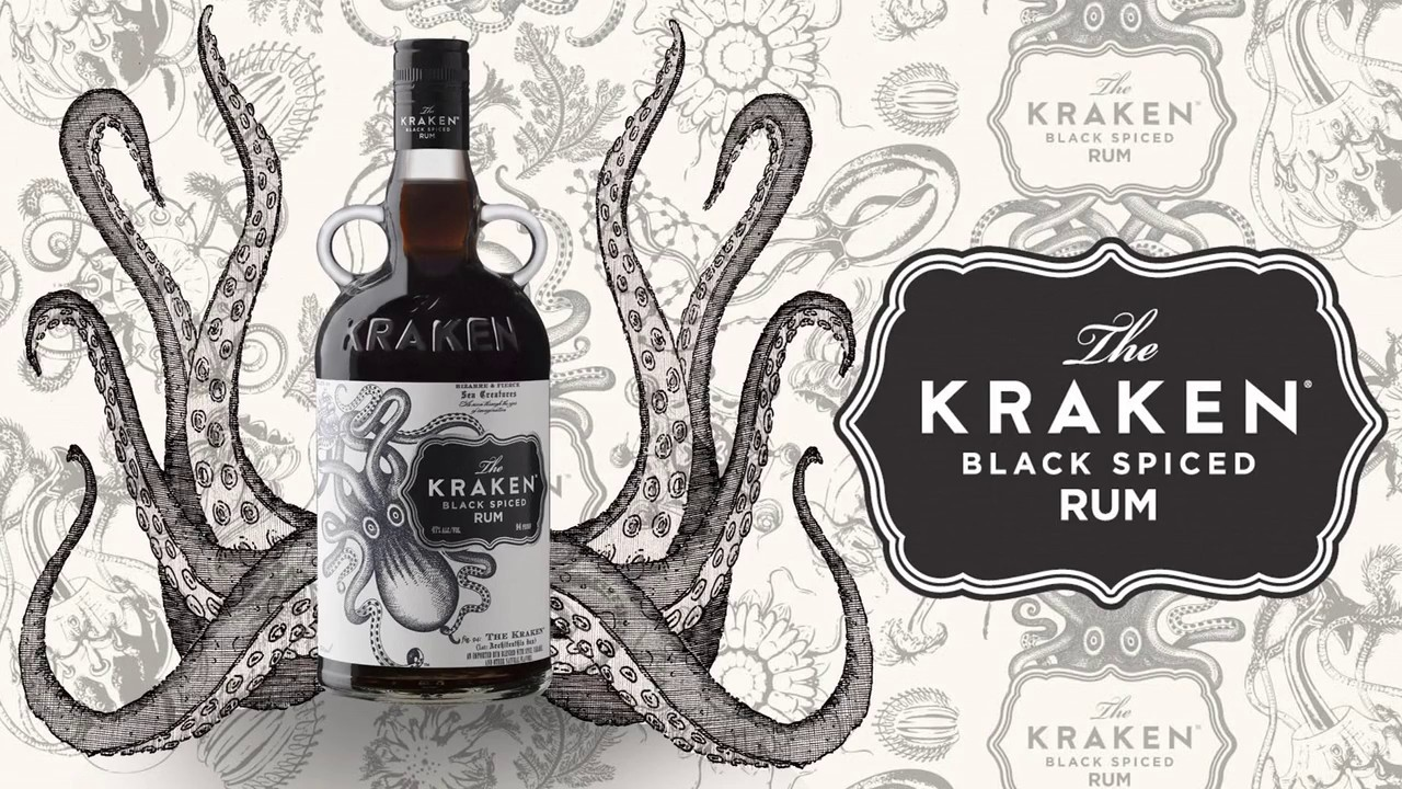Kraken rum advert student project youtube - Kraken rum pictures ...