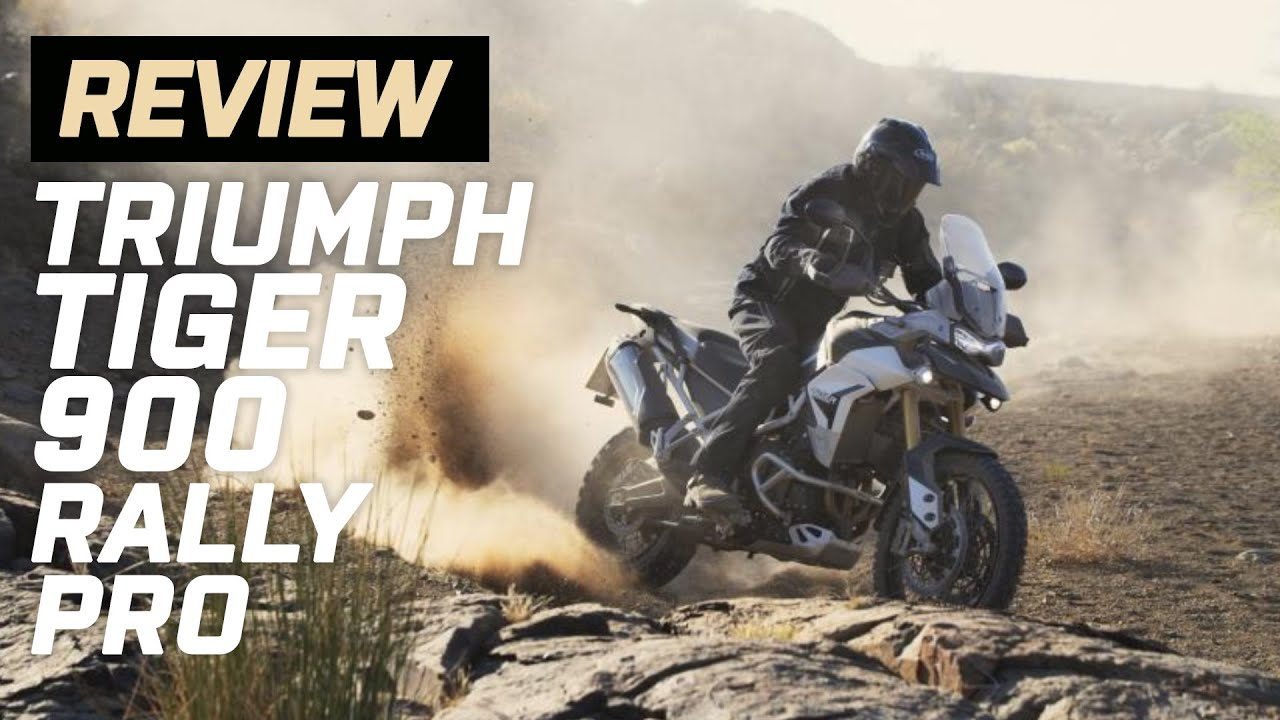 New Triumph Tiger 900 Rally Pro Review (2020) | Adventure Bikes | Visordown.com