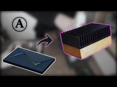 [DIY] Nvidia Shield TV - Passive Cooling (Part A)