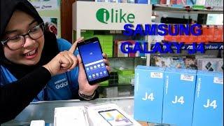 Unboxing Samsung Galaxy J4, Keluarga Baru, Harga Paling Seruu Tuk diburuu!!