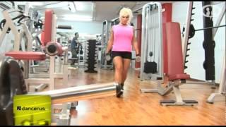 SEXY FITNESS GIRL MARINA BRASS - CPTV PERSONAL TRAINING - Prog 109.mp4
