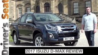 Isuzu D-Max On and Off-Road 2017 Review | Driver