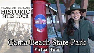 Virtual Tour - Cama Beach Historical State Park