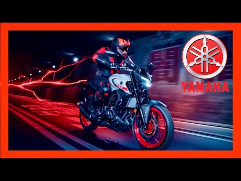 (2020) Yamaha MT-03 — Official Motorcycle Commercial