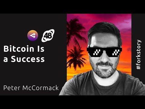 Питер Маккормак: Биткоин — первые новые деньги, которые работают / Субтитры