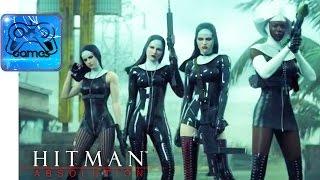 "Hitman Absolution - CG Трейлер ""Attack of the Saints"""