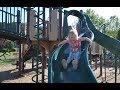 Rainier City Park, Rainier Oregon. Come get your smile on! - by Kevin Hunter