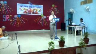 sitthadai kattikittu 31 dec 2011 at sahupuram auditorium sung by r jayakumar the voice of dcw