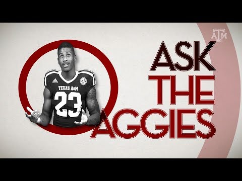 Ask the Aggies 2017 #1  What Music do You Listen to Secretly?