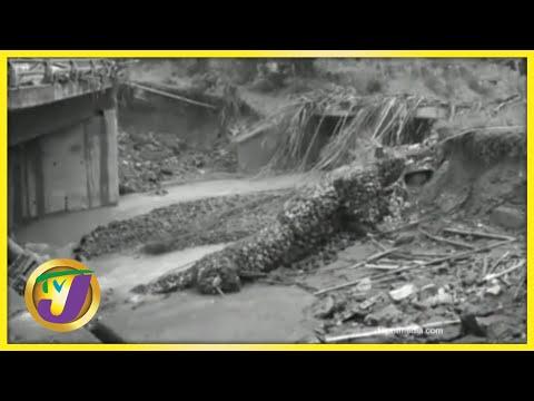 Northern Clarendon Residents in Jamaica Urgently Need Bridge   TVJ News - July 2 2021