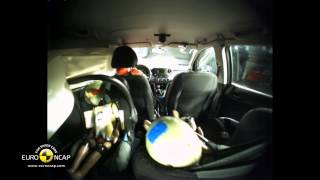 Euro NCAP | Hyundai i10 | 2014 | Crash test