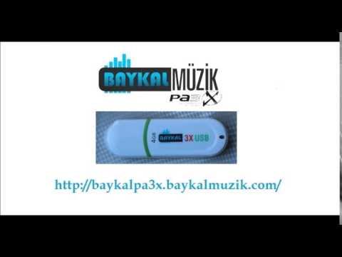 Baykal 3x Usb - Halay Pop 3x