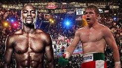 Floyd Mayweather vs Canello Alvarez highlights