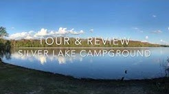Silver Lake Campground Tour & Review
