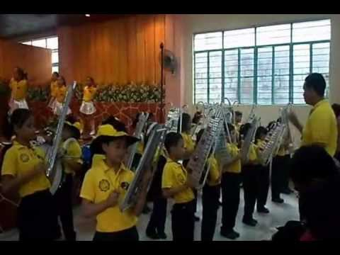 "Drum drum and lyre chords : A. Mabini ES (Manila) Drum and Lyre ""DANCE AGAIN"" - YouTube"