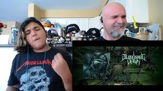 Bloodshot Dawn - Survival Evolved (Lyric Video) REACTION!!!