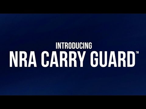 NRA unveils Carry Guard at NRAAM 2017