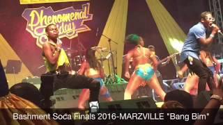 """Bashment Soca Finals 2016: Mazville """"Bang Bim"""""""