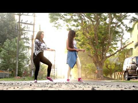 dance cover |chote chote peg|Sonu k tittu k sweety| Riya & Arpita |