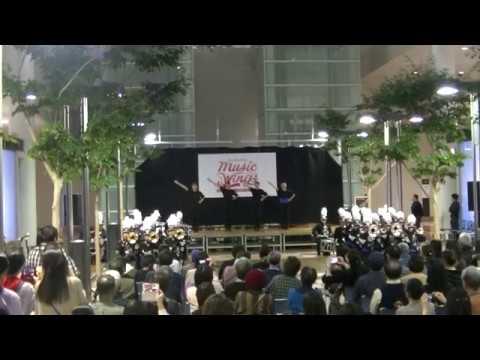 東邦高校吹奏楽部(セントレアミュージックウィングス2017)