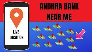 Andhra Banks Near Me | Banks near me