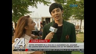24 Oras is GMA Network's flagship newscast, anchored by Mike Enriqu...