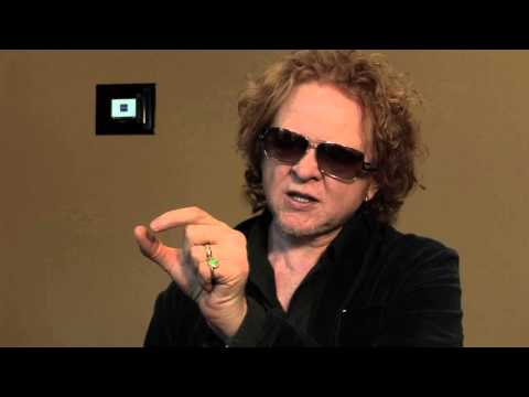 Mick Hucknall interview (part 1)