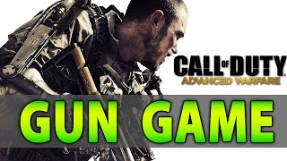 CoD Advanced Warfare GUN GAME #1 with Vikkstar (CoD AW Gameplay)