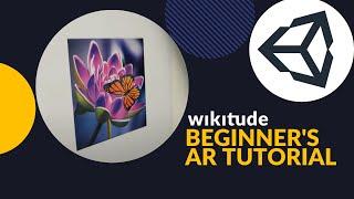 La RÉALITÉ AUGMENTÉE TUTORIEL - AR Vidéo avec canal alpha (l'Unité)