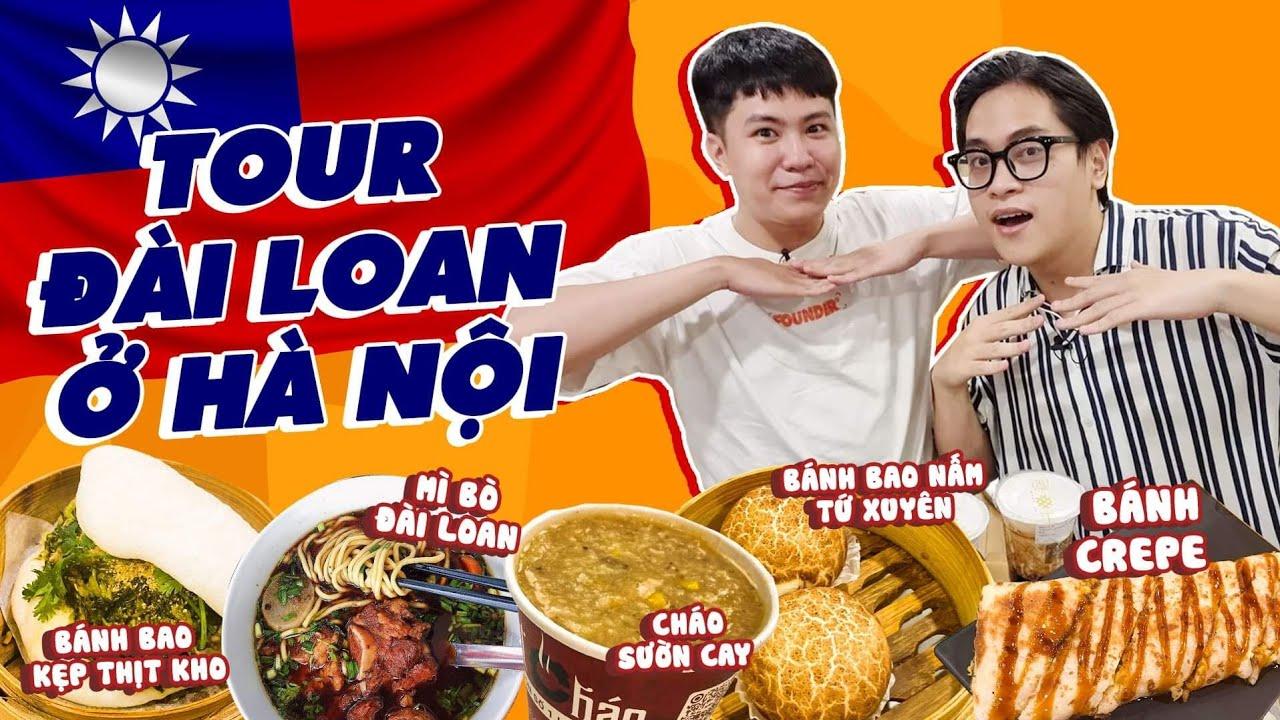 HNAG Tour - Các quán ăn Đài Loan ngay giữa HN: Nếu biết là lần cuối được ra ngoài tôi đã ăn 2 bát