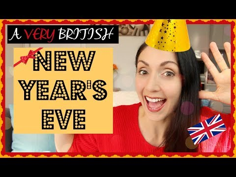 New Year's Eve BRITISH TRADITIONS | How Britain Celebrates The New Year