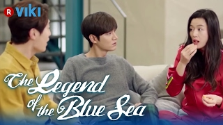 The Legend Of The Blue Sea - EP 9   Jun Ji Hyun Joins the Con Trio