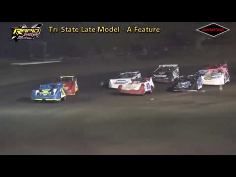 Hobby Stock/Late Model Features - Rapid Speedway - 9/15/18