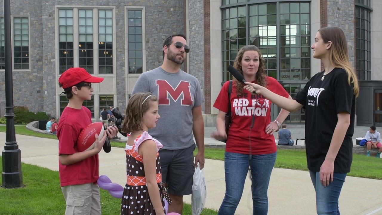 Marist Word on the River: Alumni Weekend
