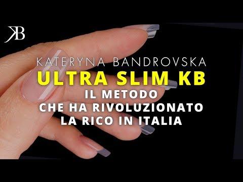 ULTRA SLIM Rivoluzionario Corso Ricostruzione Unghie by KB School