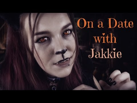 ☆★ASMR★☆ Jakkie | Going on a Date with a Catgirl