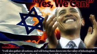 The Antichrist Barack Obama Wont Meet Netanyahu @ Congress Speech Cuz He Spat In My Face & Will Pay!