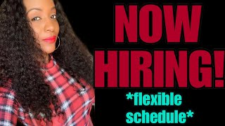 $14-$25 Hourly! NEW Work From Home Job/Side Hustle