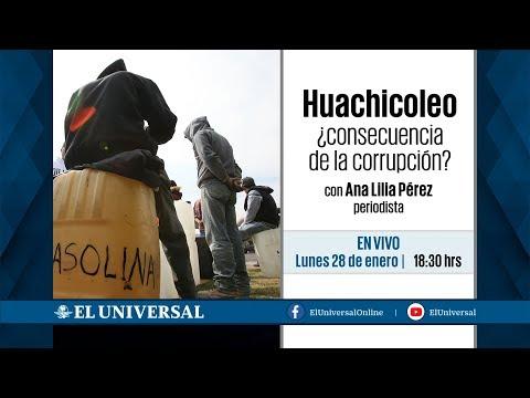 Huachicoleo ¿consecuencia de la corrupción? En Vivo
