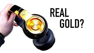 The Golden Headphones