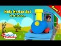 Lagu Anak Anak - Naik Kereta Api - Lagu Anak Indonesia - Nursery Rhymes - أغنية النقل